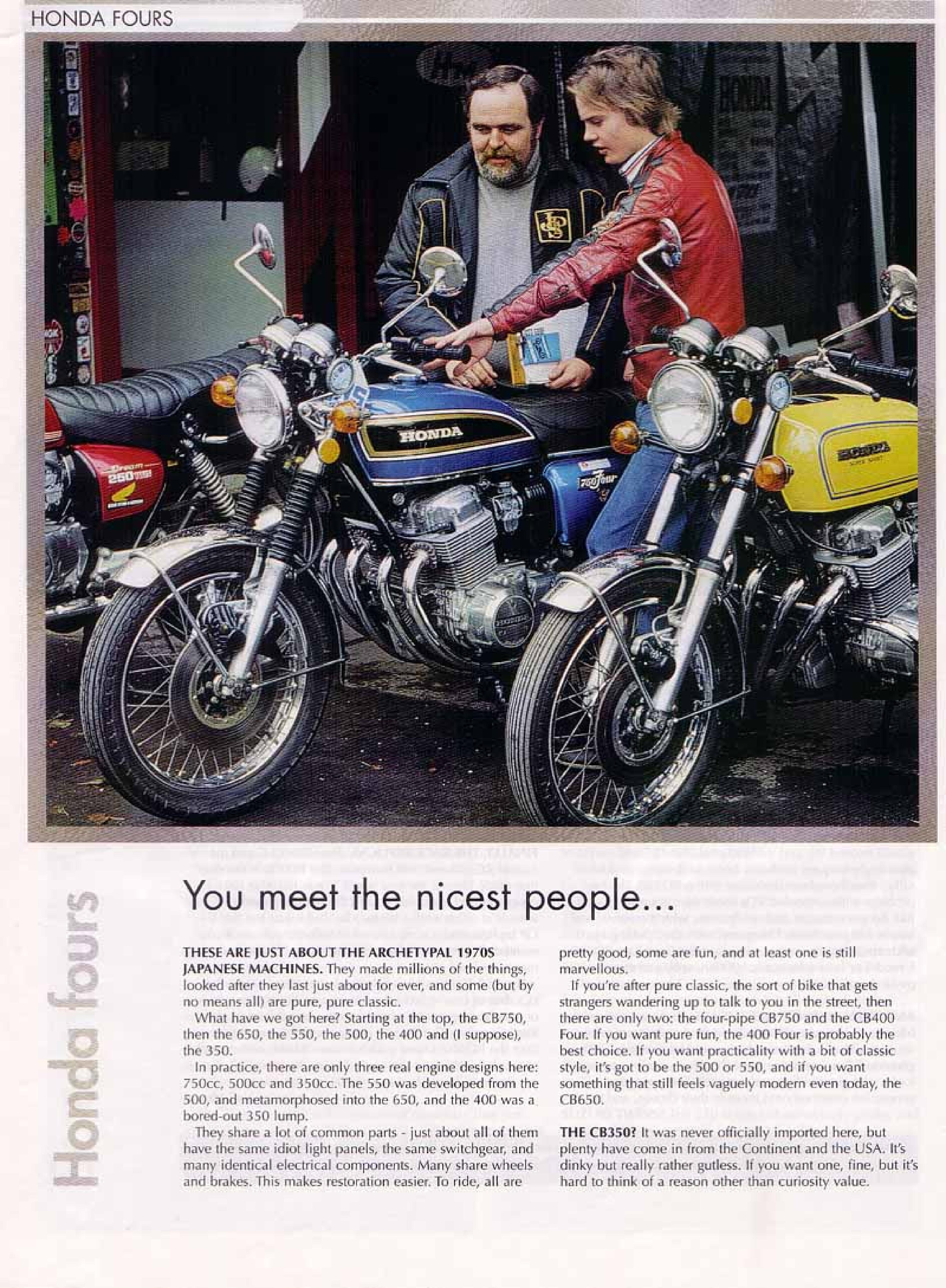 Dr Rod's Buyer's Guide - Honda CB650 (1979)